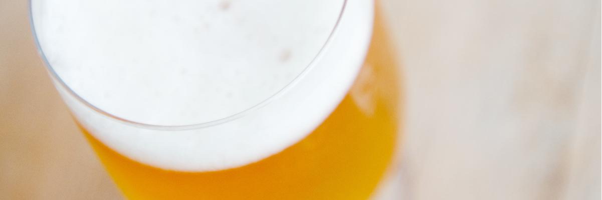 GOZARUの生ビールが美味しいのは鮮度を大切にしてるから